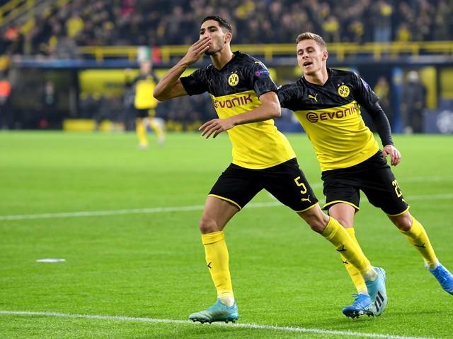 L'Inter si fa rimontare dal Borussia Dortmund: da 0-2 a 3-2 per i tedeschi