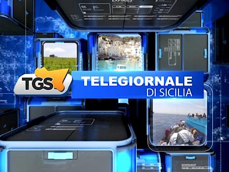 Il notiziario di Tgs edizione dell'8 maggio - ore 13.50