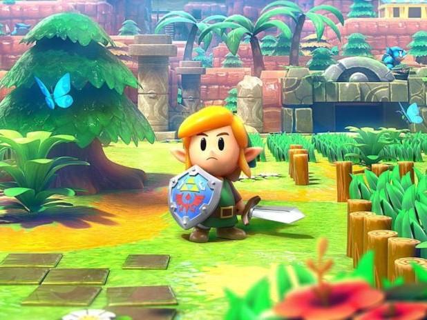 Zelda Link's Awakening e PES 2020 promossi con ottimi voti su Famitsu