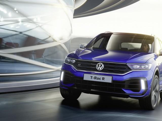 Volkswagen T-Roc R: in Germania da 43.995 Euro