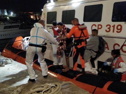 La procura di Agrigento sta indagando sulla situazione della nave di Open Arms al largo di Lampedusa
