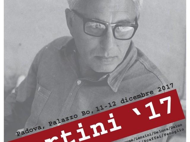 Fortini '17 (Padova, Palazzo Bo, 11-12 dicembre 2017)