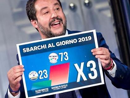 Sondaggio Termometro Politico, il duello in tv fa godere Renzi e Salvini: doppio botto, dove volano