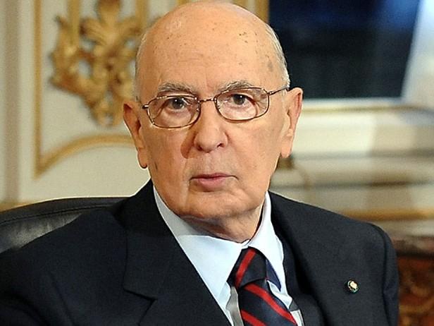 """Europee, Napolitano invita al voto: """"Partecipare per sconfiggere l'inganno degli anti-europeisti"""""""