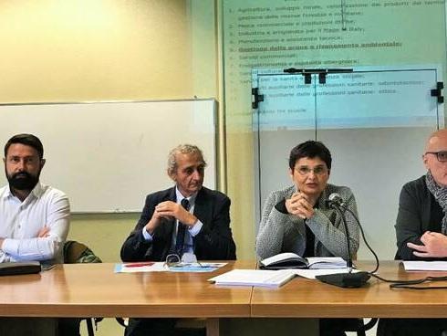 Iss Rigoni Stern, nuovo indirizzo: gestione delle acque e risanamento ambientale