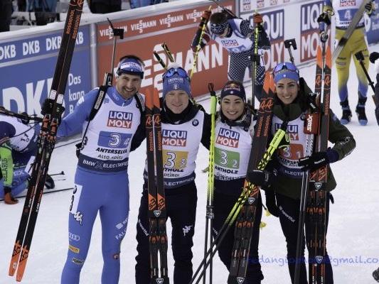 Mondiali biathlon Anterselva 2020: programma 14 febbraio, tv, streaming, italiani in gara