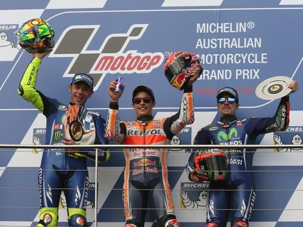 MotoGP | Il Pagellone del GP Australia 2017