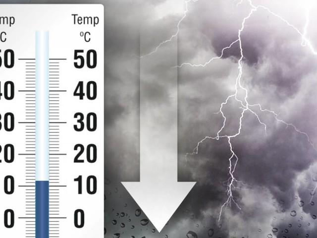 Meteo > TEMPERATURE GIÙ DI 5-8°C tra mercoledì e giovedì, ecco DOVE
