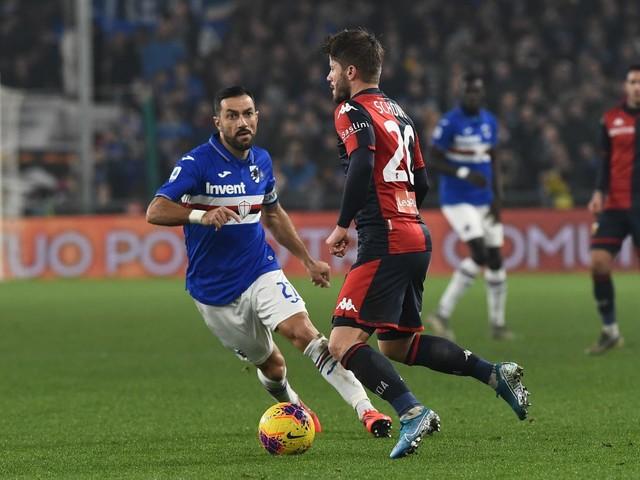 Acuto Samp nel finale, Genoa ko nel derby