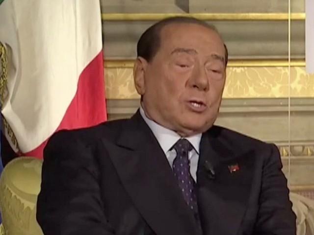 """Regionali, Berlusconi: """"In Umbria cambiamento epocale"""". E critica M5s: """"Tasse e manette"""""""