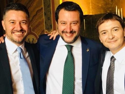 Soldi pubblici del Senato per pagare la propaganda social di Matteo Salvini