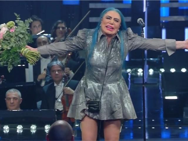 """Loredana Bertè e il quarto posto a Sanremo 2019 """"Il mio Festival più bello, ero venuta per vincere"""""""