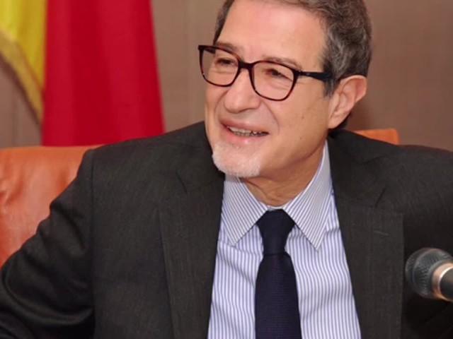 Il governatore Musumeci ricorda l'assessore regionale Tusa