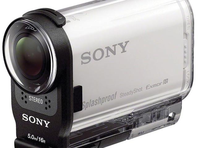 La Action Cam Sony HDR-AS200VR in offerta a 159 euro miglior prezzo