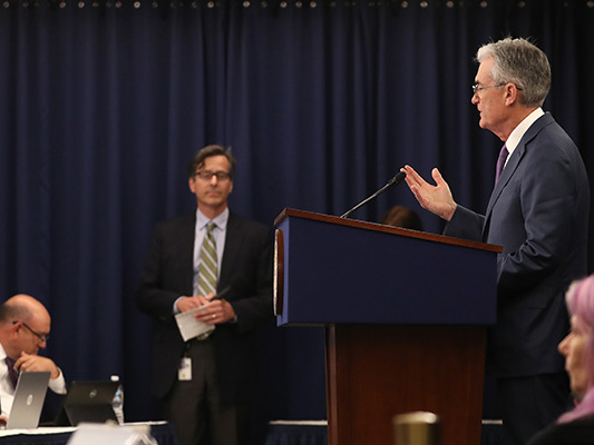 La Federal Reserve ha abbassato i tassi di interesse, dopo che già lo aveva fatto a luglio