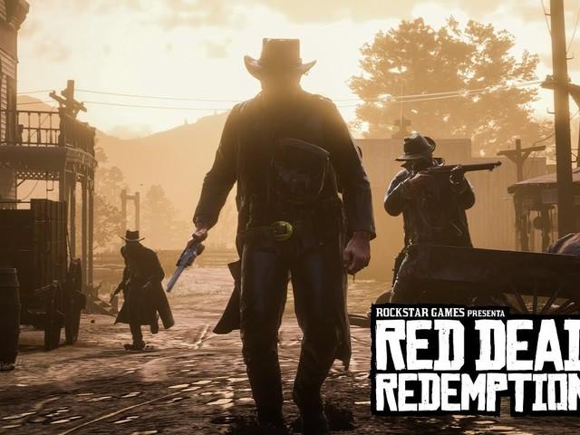 Red Dead Redemption 2 - Gameplay Trailer