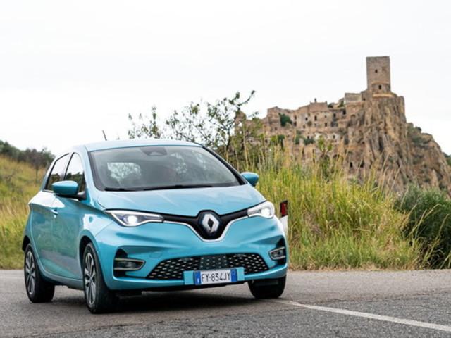 Nuova Renault Zoe, più efficiente e super autonomia
