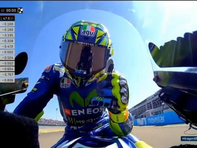 Qualifiche GP Aragon, gli highlights della MotoGP