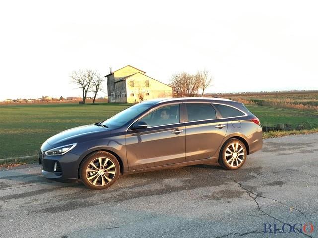 Hyundai i30 Wagon: prova consumi di 1.200 km