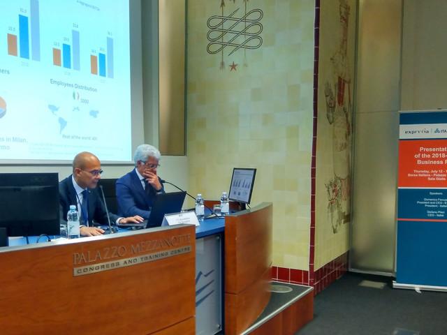 Exprivia-Italtel presenta alla Borsa di Milano il piano industriale 2018-2023: circa mille nuovi assunti Il 70 per cento a Molfetta e a Palermo. Si prospetta crescita a 760 milioni