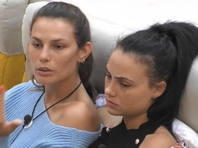 Gf Vip, Mello-Cannavó, freddezza anche nel post puntata : 'Le Rosmello non esistono più'