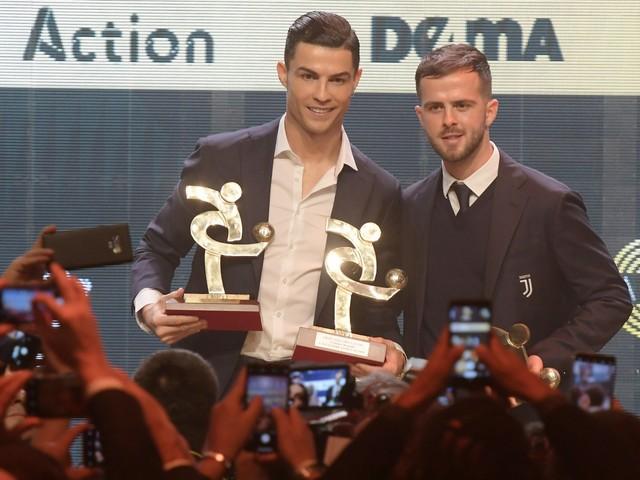 Cristiano Ronaldo miglior giocatore della stagione 2018-19
