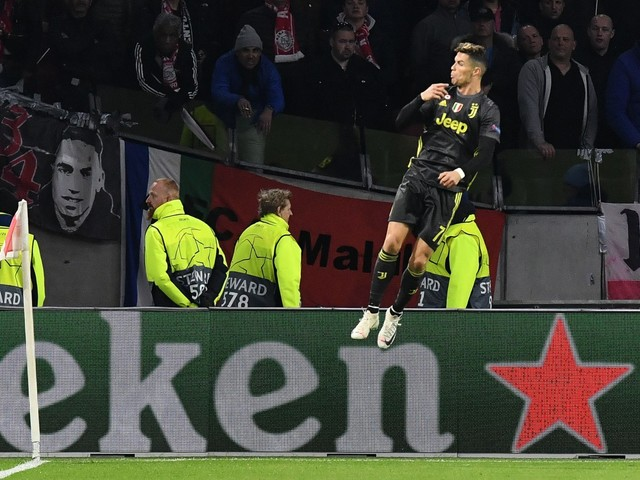 Juventus, Cristiano Ronaldo è campione d'Italia per la prima volta