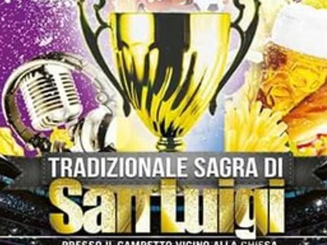 """Sagra di San Luigi 2017"" a Treschè Conca di Roana con torneo di calcio a 5"