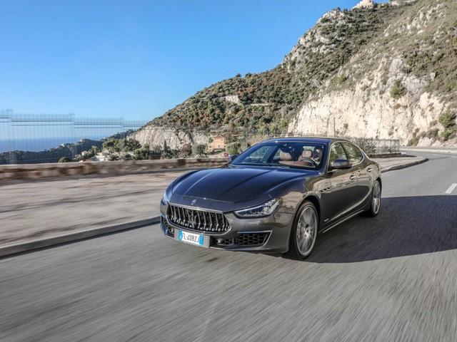 Maserati Ghibli - Su strada con le novità del Model Year 18