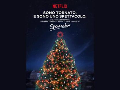 Spelacchio, non c'è 2 senza 3! Anche quest'anno a Roma torna l'albero di Natale offerto da Netflix: reggerà il confronto con i suoi antenati?