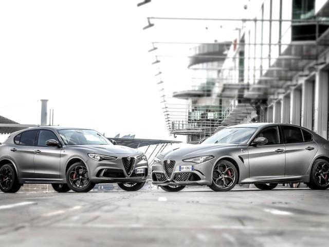 Alfa Romeo: versione ibrida Plug-In per Giulia e Stelvio