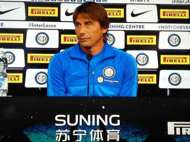 """Conte: """"Con Udinese match della vita. Sanchez..."""""""