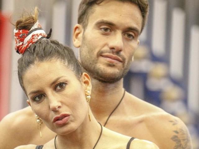 GF Vip: la new entry Selvaggia Roma potrebbe 'intromettersi' tra Elisabetta e Pierpaolo
