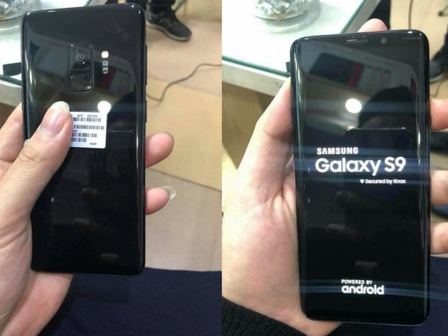 Su Twitter alcune immagini del Samsung Galaxy S9, sarà lui?