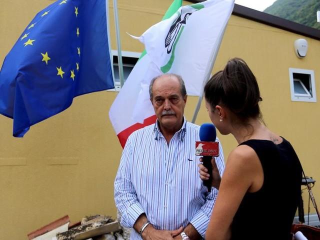 """""""2016-2019, Tre anni dopo"""". Castelsantangelo, Falcucci: """"Volete far morire la montagna? Diteci la verità"""" (FOTO E VIDEO)"""