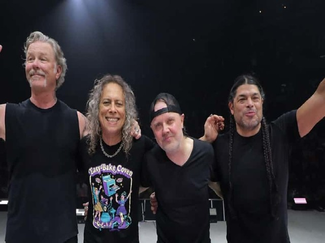 Metallica concerto video live streaming/ Contro il Coronavirus un evento a settimana