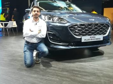 Nuova Ford Kuga 2020 in video dal Salone di Francoforte 2019