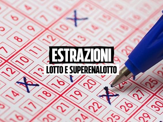 Estrazioni Lotto e Superenalotto oggi 7 dicembre