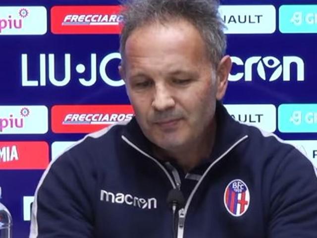 Bologna, Mihajlovic lascia l'ospedale: in panchina contro la Spal?