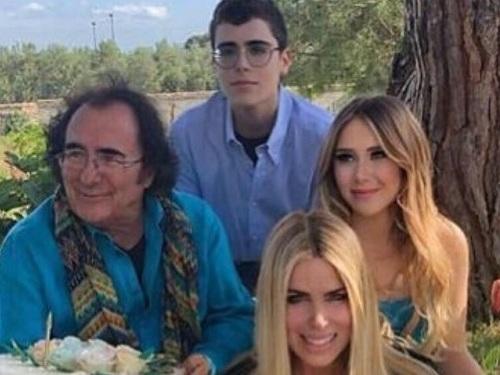 Albano Carrisi festeggia il suo compleanno insieme ai figli minori e fa un bilancio della sua vita