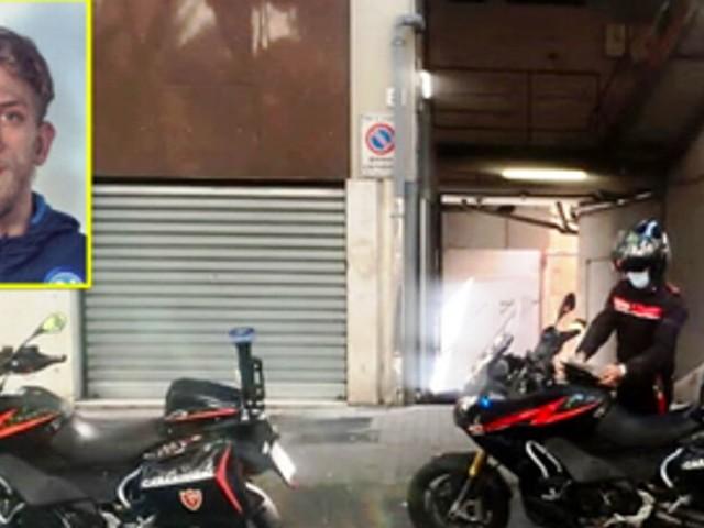 Via Sant'Euplio, tenta furto di uno scooter: arrestato da carabiniere libero dal servizio