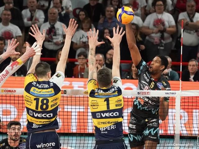 Volley, SuperLega 2020: Civitanova Campione d'Inverno! Perugia batte Modena, ok Trento e Milano
