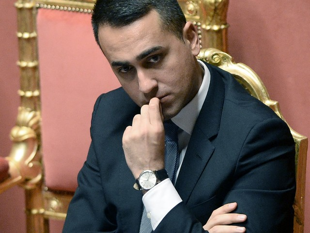"""Di Maio: """"Non basta più un leader solo. Ora avanti con un comitato"""""""