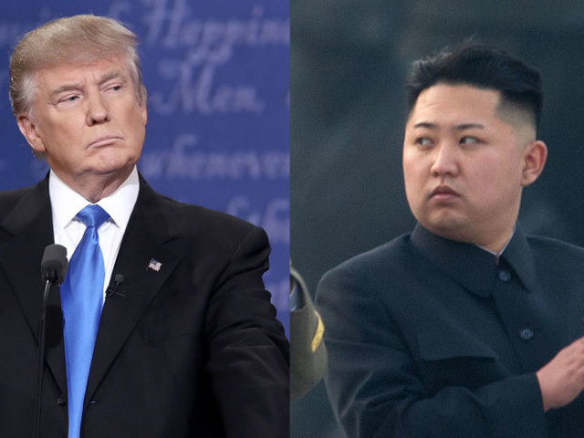 A message to you Kim and Donald