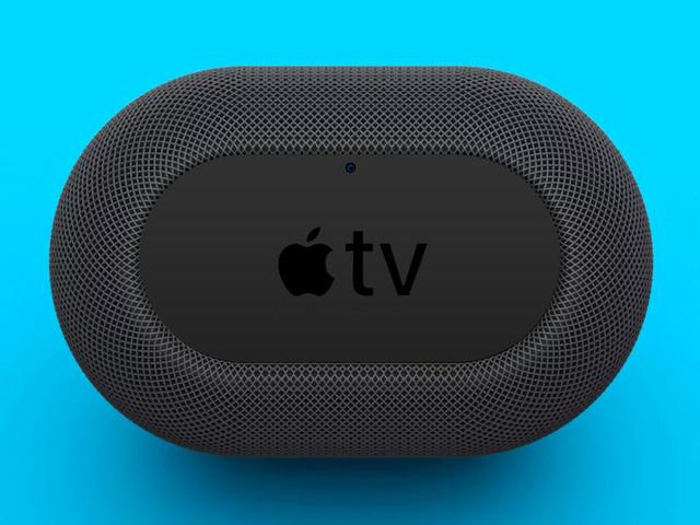 Ecco a cosa sta lavorando Apple: Una Apple TV con HomePod integrato e videocamera di sicurezza