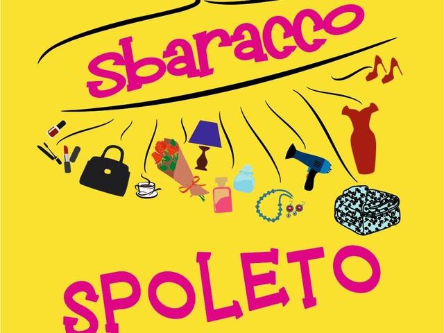 Torna lo Sbaracco… in negozio, a Spoleto