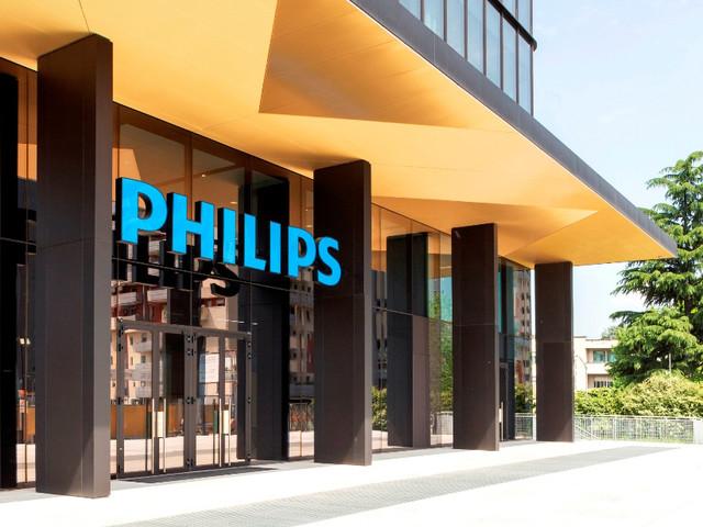 Philips, aumentano vendite e ordini nel secondo trimestre