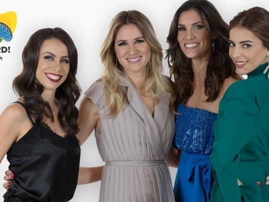 Un quartetto al femminile alla conduzione dell'Eurovision 2018 a Lisbona