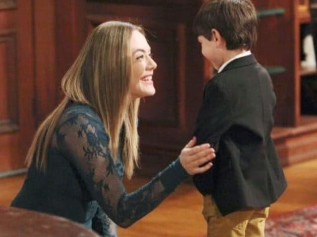 Beautiful, spoiler martedì 22/09: Douglas dice a Logan che sua figlia non è morta