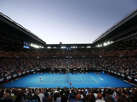 L'Australian Open conferma: ora ci sono 72 tennisti chiusi nelle loro stanze